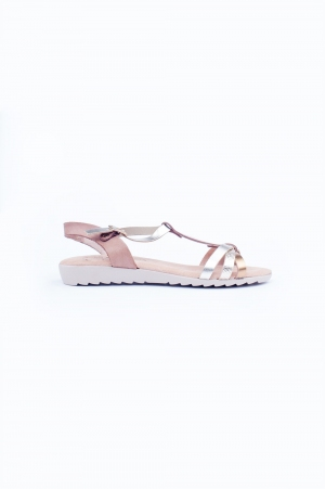 Chunky flat sandals